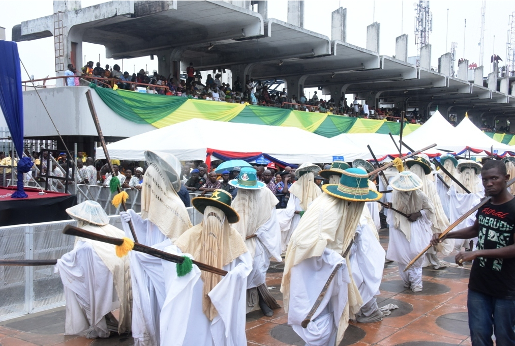 eyo festival in lagos nigeria There are many festivals in nigeria, some of which date to the period before the arrival of the major religions in this ethnically and culturally diverse society the eyo festival is held in lagos, nigeria it is usually performed in lagos island.
