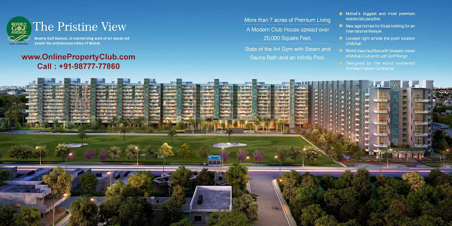 Beverly Golf Avenue Apartments Sector 65 Mohali