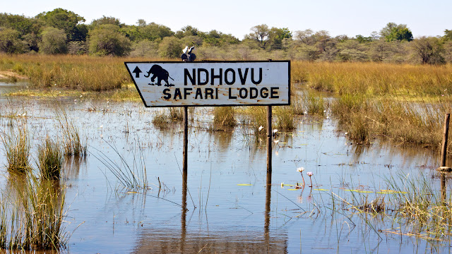 Ndhovu Safari Lodge Namibia