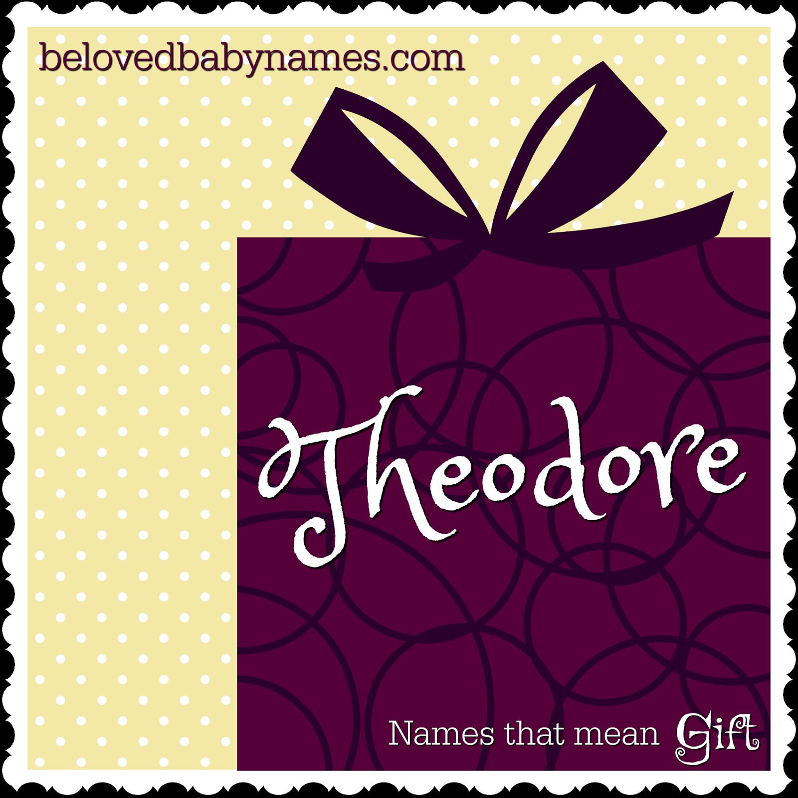 Beloved Baby Names: 21 Wonderful Names that Mean Gift