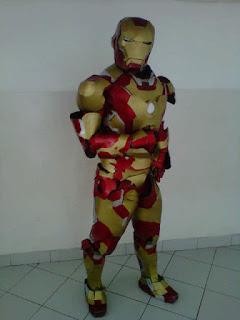 Badut ironman