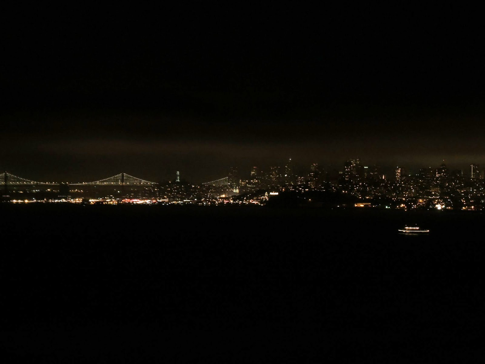 San Francisco夜景