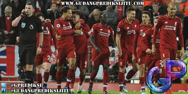 Gudang Prediksi : Liverpool Salah Satu Tim Terbaik di Dunia