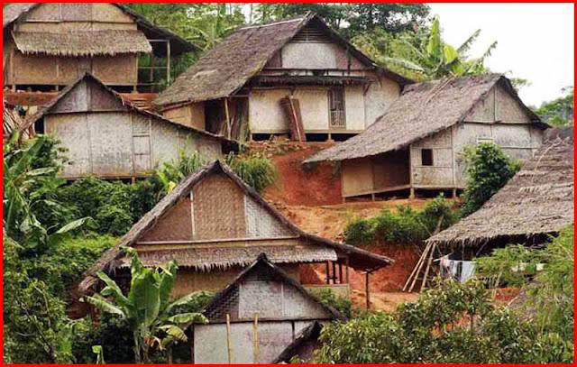 Gambar Rumah tradisional Banten