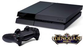 Liên Quân Mobile sắp đặt chân lên hệ máy PS4 trong năm nay
