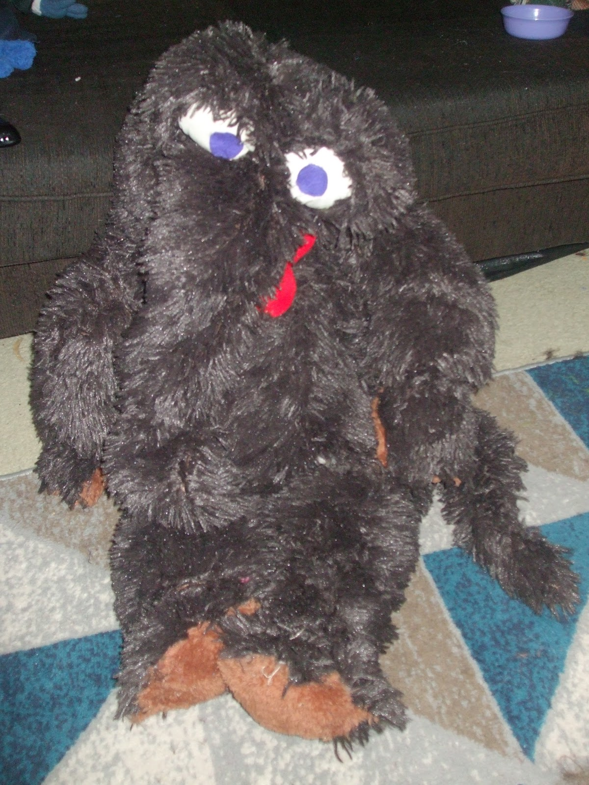 The Crumpit Puppet Troupe Muppet Replicas Update 5