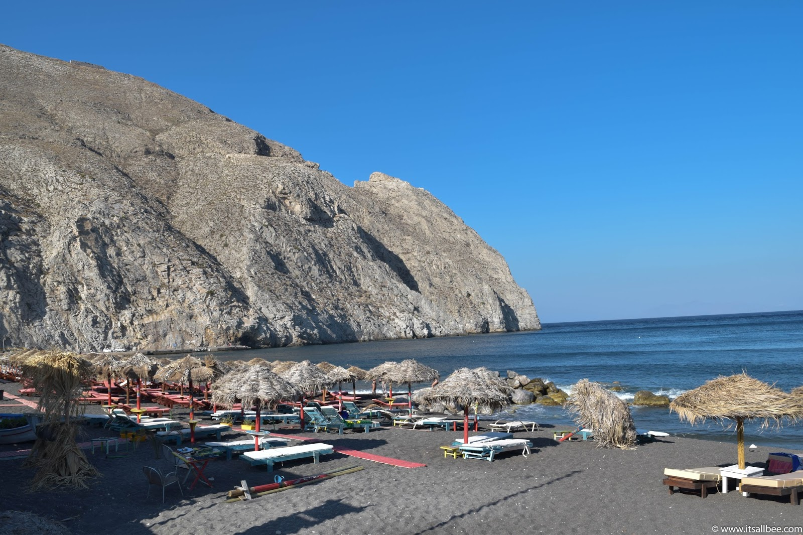 best beaches on santorini | Guide To The Best Beaches In Santorini