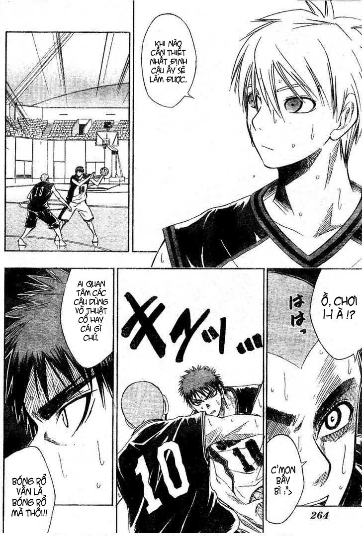 Kuroko No Basket chap 020 trang 18