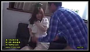 남편부재중 외간남의 여자가되는 니이야마 사야 1