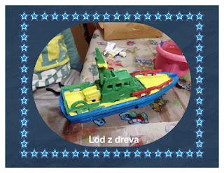 ffdfc56e4 Pred nedávnom sa mi podarilo moje 5 ročné dieťa presvedčiť, že aj hračky,  ktoré nie sú Lego, môžu byť zaujímavé. Priam cez slzy sme kúpili lepenkový  model ...