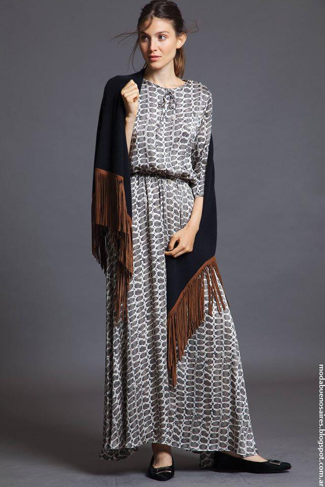 Moda invierno 2016. Awada invierno 2016 ropa de mujer, vestidos. Moda 2016.