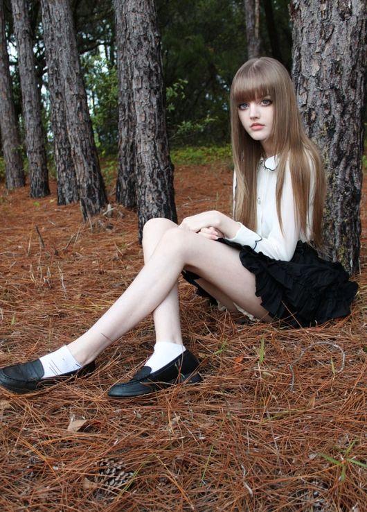 KotaKoti (Dakota Rose). Girl Who Looks like a Doll - Barnorama