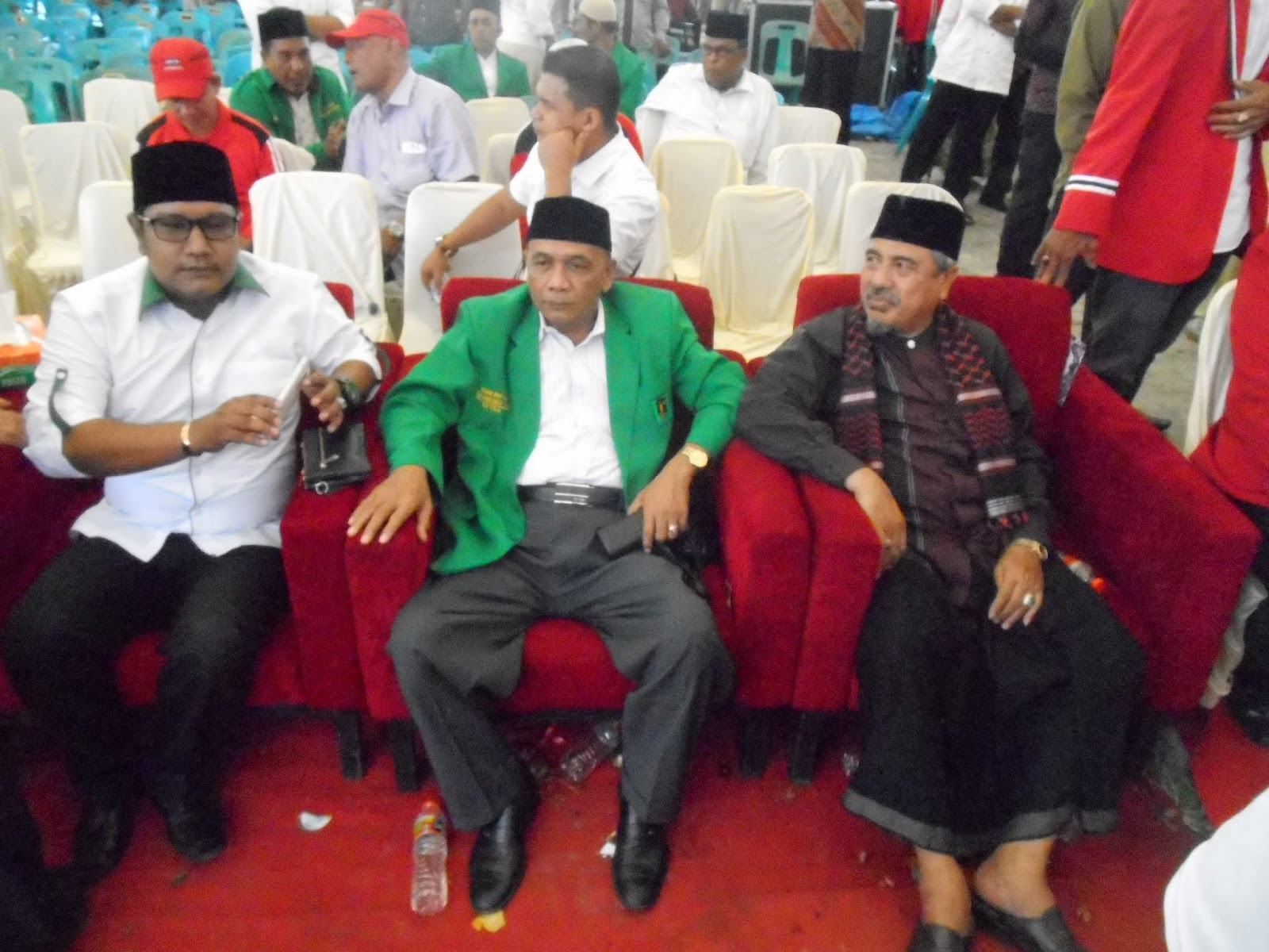 Ketua Ppp Pinterest: Ketua DPW PPP Aceh Faisal Amin Dan Ketua Inshafuddin Aceh
