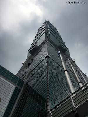 Tour 101 à Taipei, Taiwan