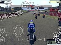 Cara Instal Dan Download Game PPSSPP Moto GP Di Android