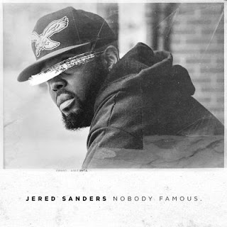 Jered Sanders - Nobody Famous (2017) - Album Download, Itunes Cover, Official Cover, Album CD Cover Art, Tracklist
