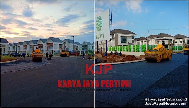 Jasa Pengaspalan Jalan Bekasi, Jasa Aspal hotmix Bekasi, Kontraktor Aspal Bekasi