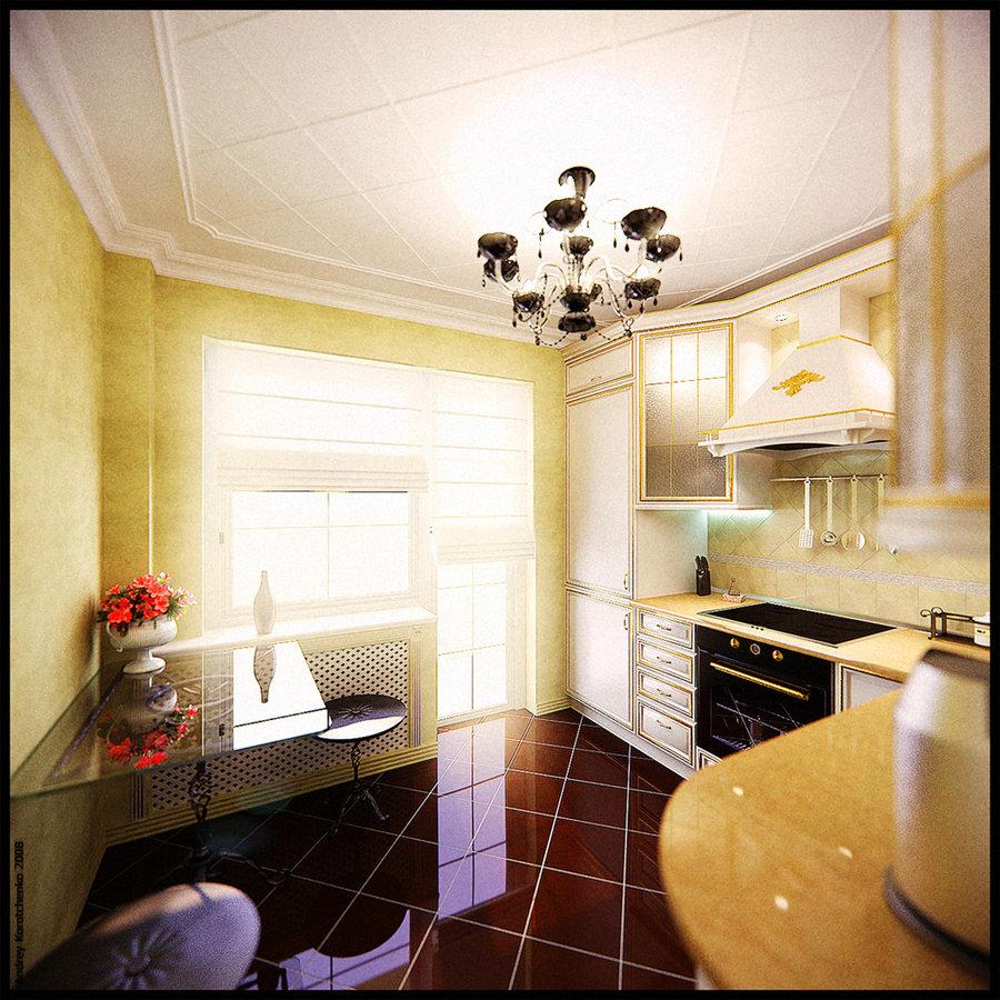 Home Interior Design & Decor: Kitchen Design Ideas