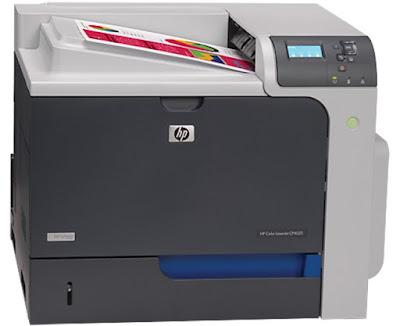 HP Color LaserJet Enterprise CP4025dn Driver Download For Windows