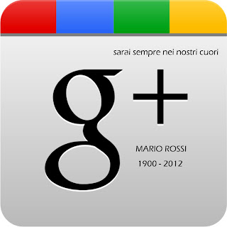 Google plus, account inattivo