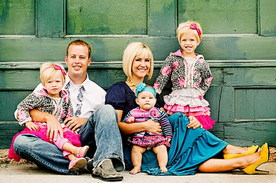 Outfit ideas for family photo shoot