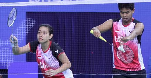 Perempat Final Ganda Campuran Thailand Masters Grand Prix Gold 2016