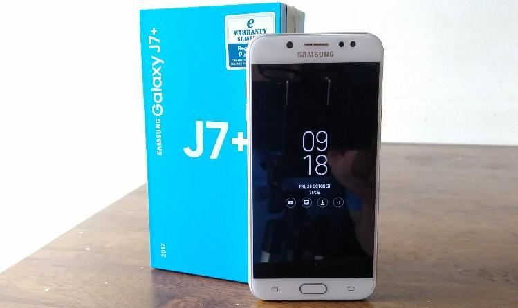 Review Spesifikasi Lengkap dan Harga HP Samsung J7 Plus