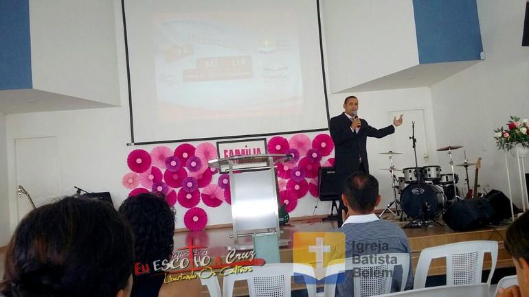 Pastor Carlos Ferreira