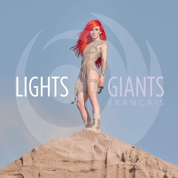 Lights - Giants (French Version) - Single Cover