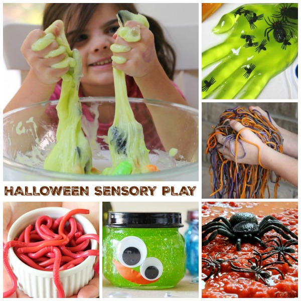 30 SPOOKY-FUN HALLOWEEN SENSORY ACTIVITIES FOR KIDS