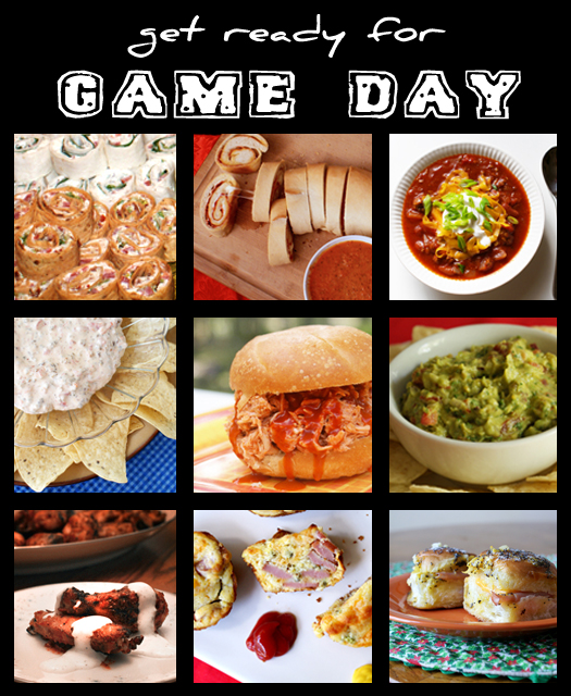 Game Day Favorites from The Two Bite Club