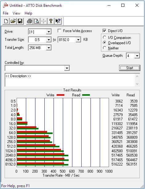 ADATA Ultimate SU800 256GB SSD Review 12