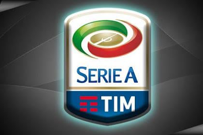 Jadwal Lengkap Liga Italia Serie A 2017/2018 Terbaru