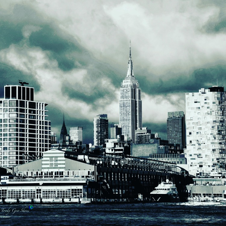 Empire State Building, New York City  | Ms. Toody Goo Shoes