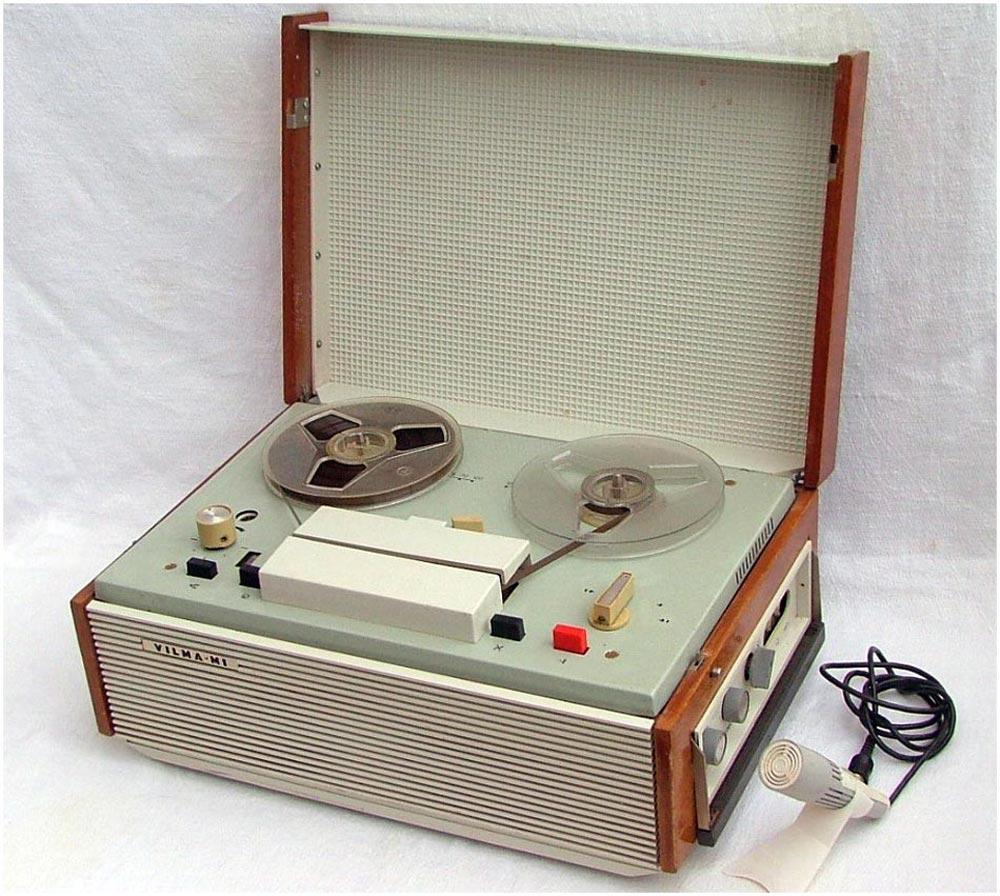 огромный старые магнитофоны в картинках время атаман ермак