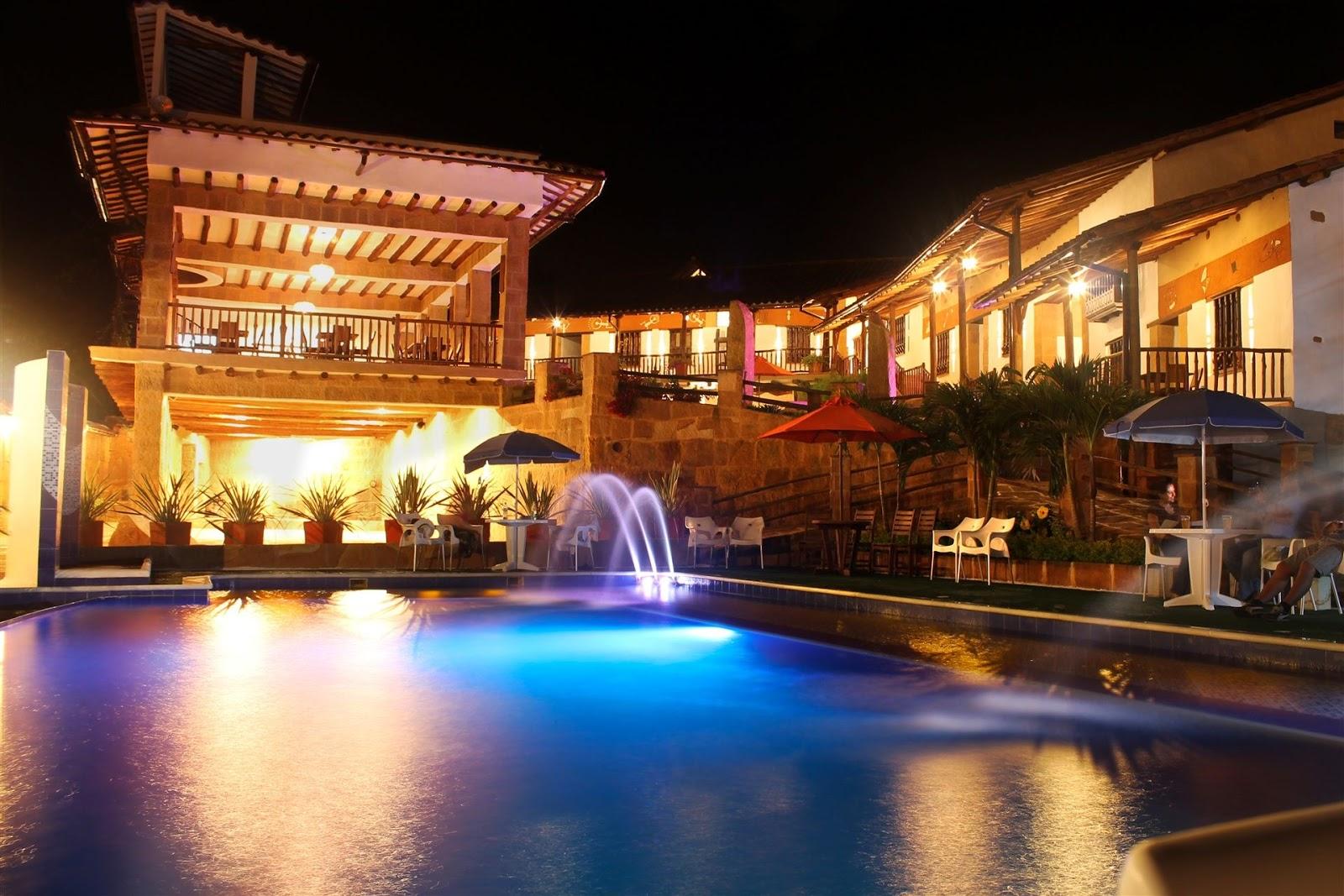 Conoce barichara el pueblo m s bonito de colombia for Hoteles y hostales en la alberca salamanca