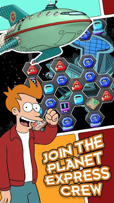 Futurama Game of Drones Apk Mod v1.0.2 (Mod Money)