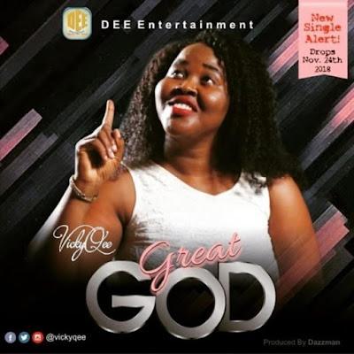 VickyQee – Great God