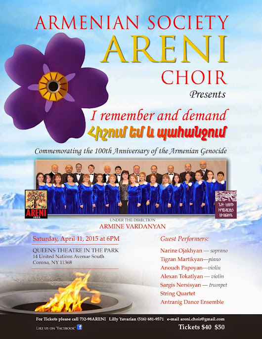 Armenian Society ARENI Choir