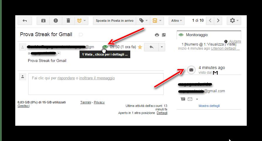 [Guida] Gmail: come attivare la conferma di lettura