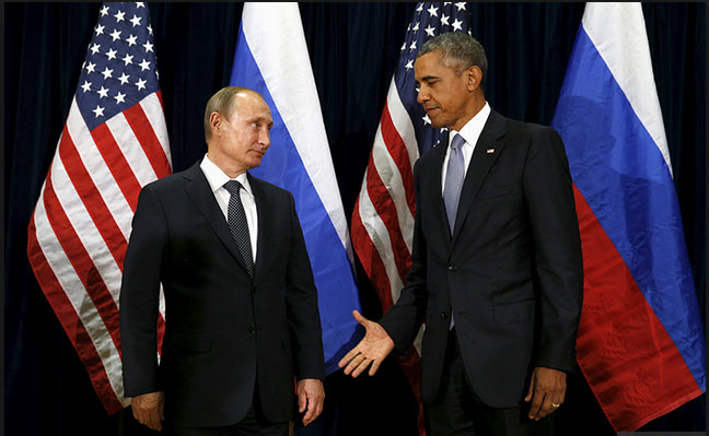 Obama orders Russian diplomats out of United States