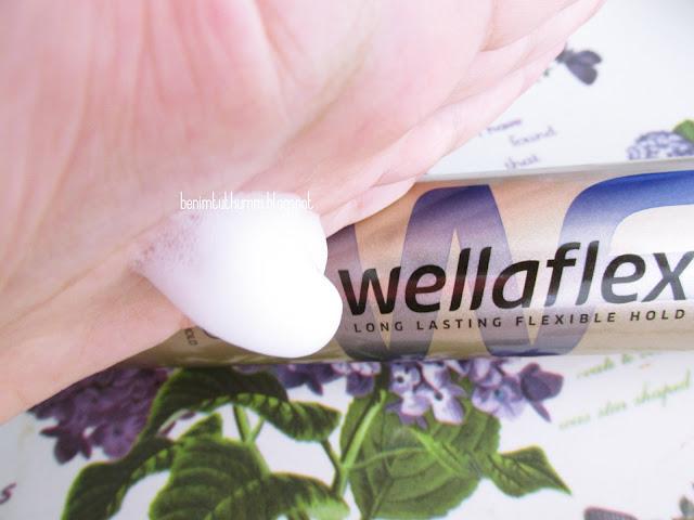 Wellaflex Şekillendirici Saç Köpüğü 2 Gün Hacim