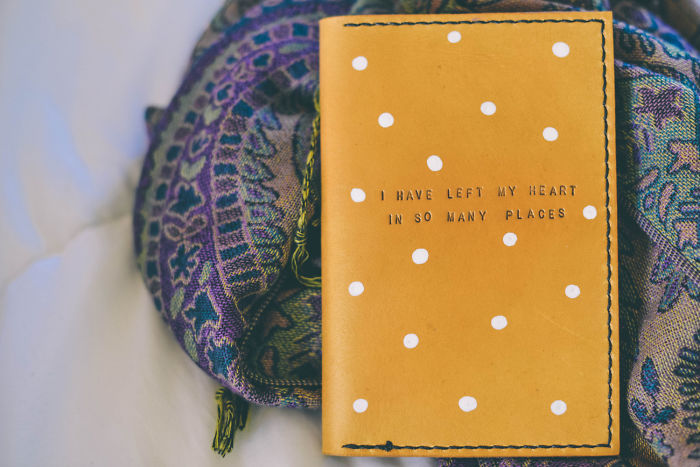15+ Of The Best Traveler Gift Ideas Besides Actual Plane Tickets - Wanderlust Passport Cover