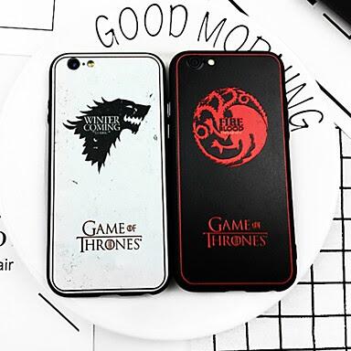 Capa para iPhone X / iPhone 8 do Game of Thrones