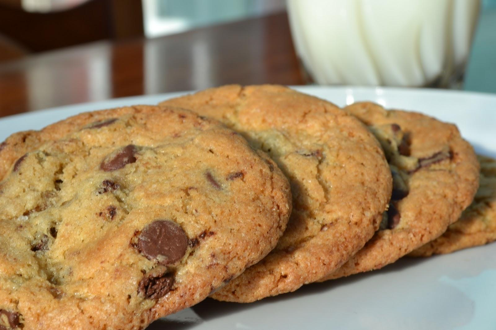 Sweet Morris: Chocolate Chip Cookies