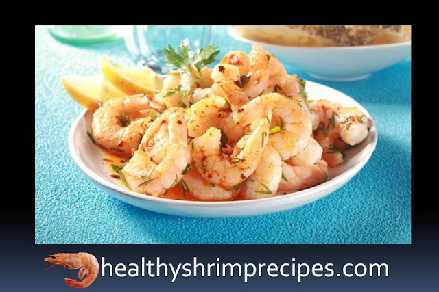 Braised Garlic shrimp recipe