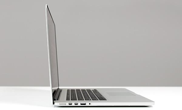 Pro MacBook Pro yang berikutnya dengan Tinjauan Paparan Retina