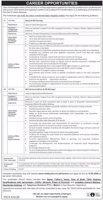state-bank-of-pakistan-sbp-govt-jobs-2020-apply-online