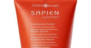 0071f1afac5 Review  Surya Brasil SAPIEN Women Facial Scrub  SuryaBrasil  SAPIEN   FacialScrub