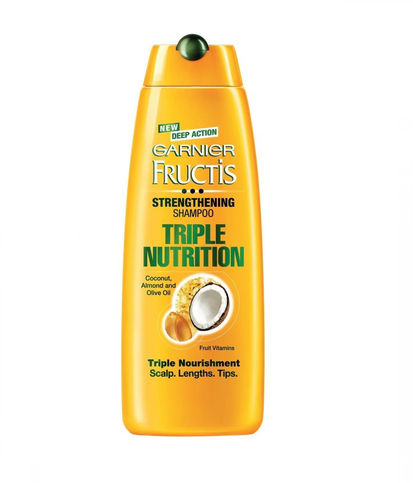 Garnier Fructis Triple Nutrition Shampoo 175 ML